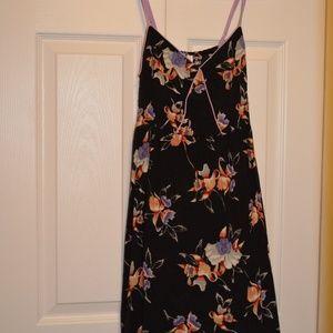 Floral Midi Sun Dress